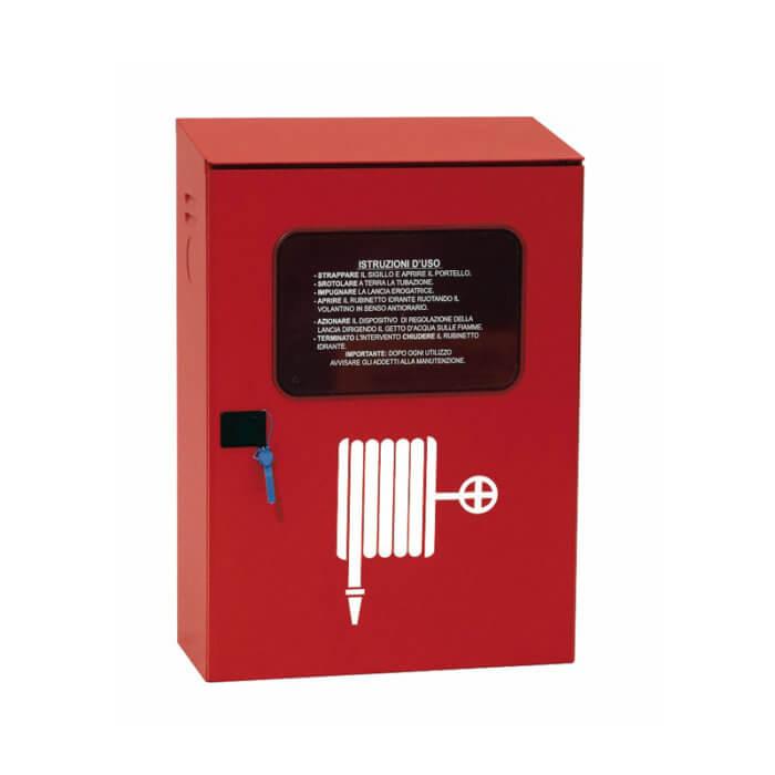 Cassetta UNI45 per Idranti a Muro - CAMPI Antincendio
