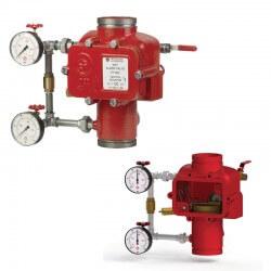 Gruppo Trim Impianto Sprinkler - CAMPI Antincendi