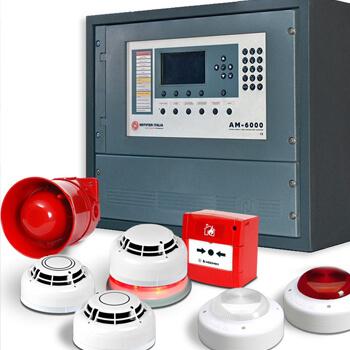 Impianti di rilevazione antincendio